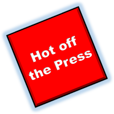 English Hot off the press icon